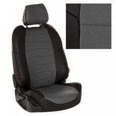 Комплект чехлов из экокожи для УАЗ 3909 Пассажирский (Автопилот)