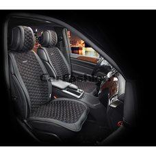 Автомобильные накидки на передние сиденья из нубука Capri Premium