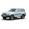 Toyota Land Cruiser Prado 80