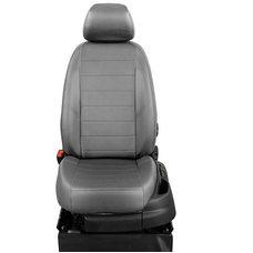 Комплект чехлов из экокожи для УАЗ 3909 Пассажирский (Niagara)