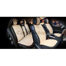 Комплект автомобильных накидок из нубука Capri Plus Premium
