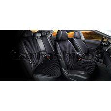 Комплект автомобильных накидок из велюра Monaco Plus Premium